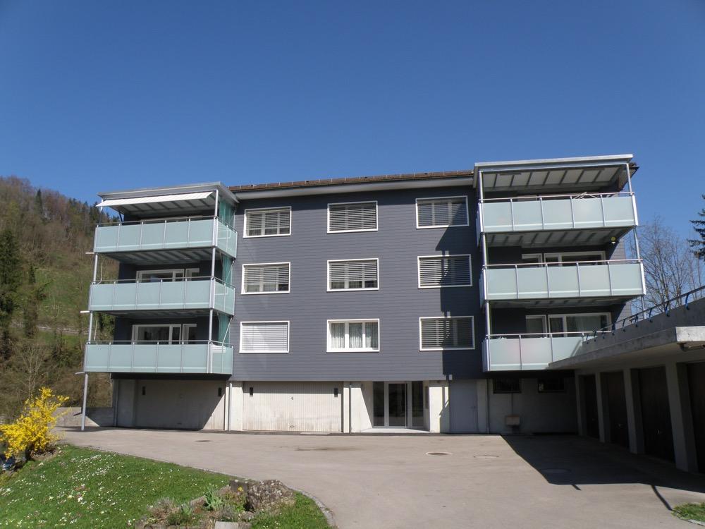 Balkonanbauten